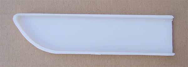 Open liner 180x40 mm Click to view the picture detail.