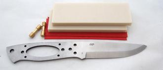 EnZo Trapper basic  EnZo Trapper 95 12C27 Basic kit/Ivory Linen Micarta
