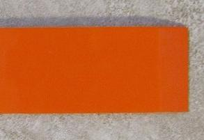 G-10/Hunter Orange 3,2x125x300mm