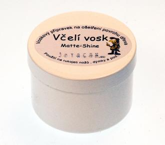 Oils, waxes, varnishes Beeswax- paste 50ml