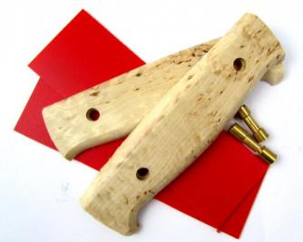 EnZo Camper Milled scales/Curly Birch - kit Click to view the picture detail.