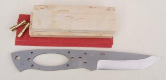EnZo Trapper 95 D2 Basic kit/Curly birch Click to view the picture detail.