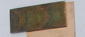 Sheet 1x50x200mm - bronze Click to view the picture detail.