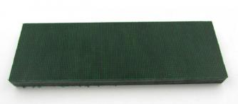 Micarta Hunters green canvas 8x40x120mm Click to view the picture detail.