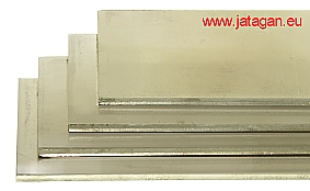 Nickel Silver Sheet 2x50x200mm Click to view the picture detail.
