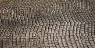 Cowhide croco 3x250x500mm Click to view the picture detail.