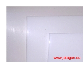 PTFE sheet 0,3mm Click to view the picture detail.
