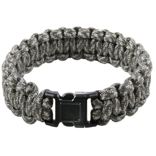 Bracelet Paracord SURVIVAL FOLIAGE GREEN Click to view the picture detail.