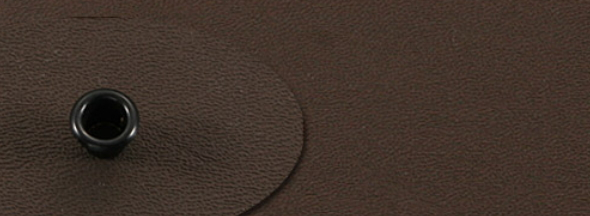 Kydex Chocolate Brown - 150x300mm Click to view the picture detail.