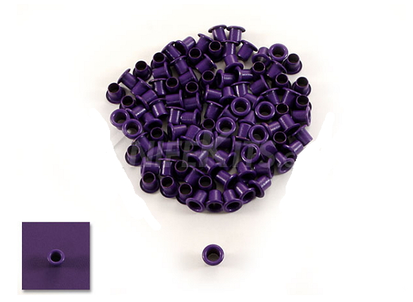 Eyelets 1/4 - Purple Haze