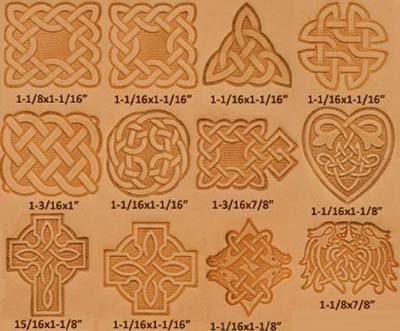 Leather Crafting Tools Stampset